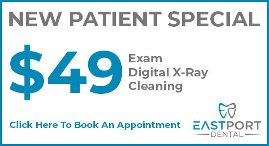 Eastport Dental New Patient Special